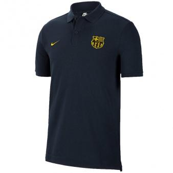 Koszulka Polo Nike FC Barcelona  NK Tee Core Match AT4459 475