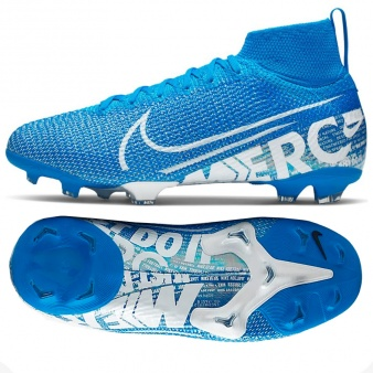 Buty Nike JR Mercurial Superfly 7 Elite FG AT8034 414