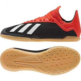 Buty adidas X 18.3 IN J BB9395
