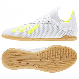 Buty adidas X 18.3 IN J BB9397