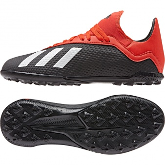 Buty adidas X 18.3 TF J BB9402