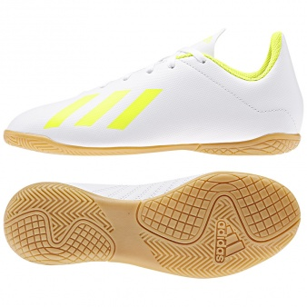 Buty adidas X 18.4 IN J BB9411