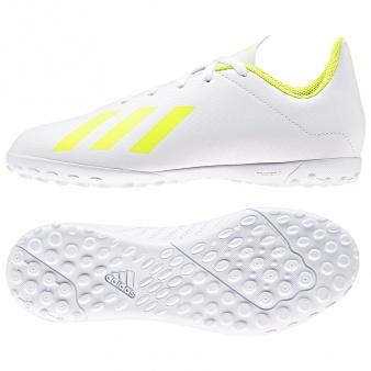 Buty adidas X 18.4 TF J BB9418