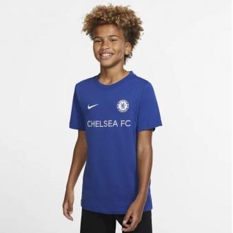 Koszulka Nike Chelsea FC B Tee Core Tee Match BQ0729 495