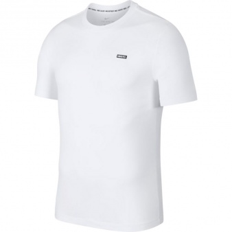 Koszulka Nike M Nk FC Dry Tee Small Block BQ7680 100