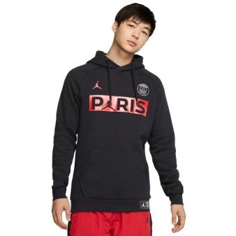 Bluza Nike M Jordan  PSG Jumpman FLC PO BQ8350 011