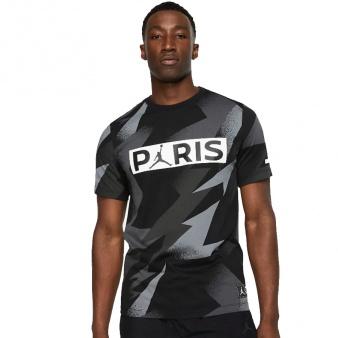 Koszulka Nike Jordan PSG SS Jock Tag Tee BQ8386 010