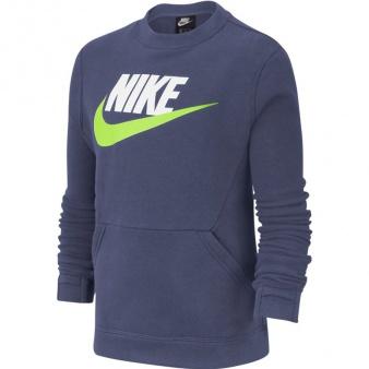 Bluza Nike B NSW JKT FLC LND BV0785 657