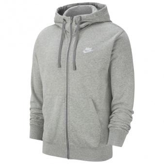 Bluza Nike Sportswear Club Men's Full-Zip Hoodie BV2648 063