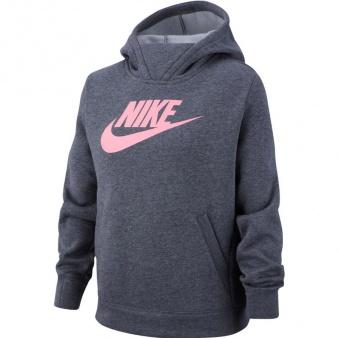 Bluza Nike Y Sportswear Girls' Pullover Hoodie BV2717 094