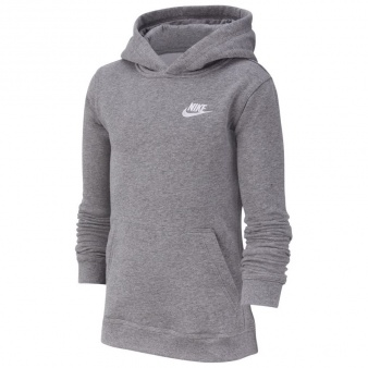 Bluza Nike Sportswear Club Big Kids' Pullover Hoodie BV3757 091