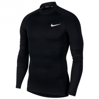 Koszulka Nike M NP Top LS Tight Mock BV5592 010
