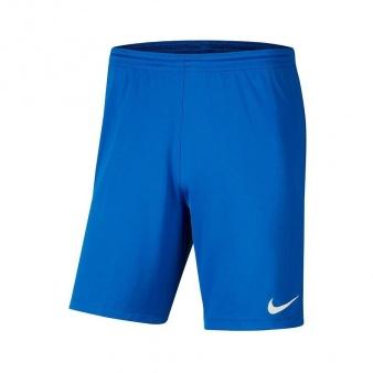 Spodenki Nike Park III BV6855 463