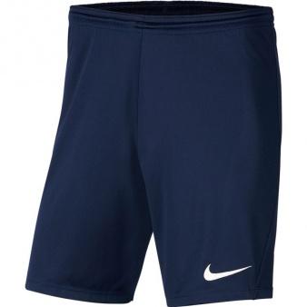Spodenki Nike Y Park III Boys BV6865 410