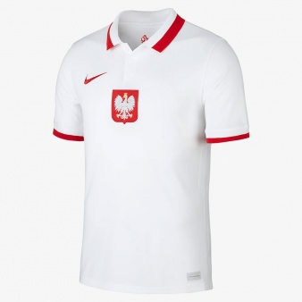 Koszulka Nike Poland M BRT Stadium JSY SS Home CD0722 100