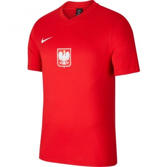 Koszulka Nike Poland BRT Ftbl Top SS CD0876 688