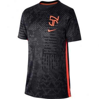Koszulka Nike B Neymar Dry Top SS CD2228 010