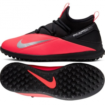 Buty Nike JR Phantom VSN 2 Club DF TF CD4079 606