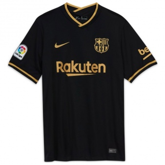 Koszulka Nike FC Barcelona Breathe Stadium JSY SS Away CD4231 011