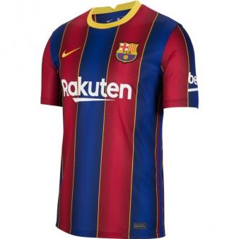 Koszulka Nike FC Barcelona Breathe Stadium JSY SS Home CD4232 456