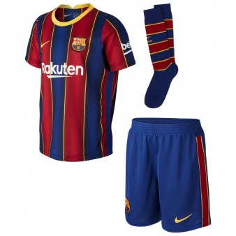 Komplet Nike FC Barcelona 2020/21 Home  CD4590 456