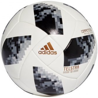 Piłka adidas Telstar World Cup 2018 Competition CE8085