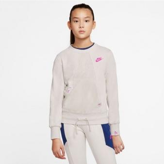 Bluza Nike G Sportswear Heritage CJ7427 104