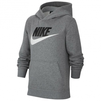 Bluza Nike Sportswear Club Fleece Big Kids' Pullover Hoodie CJ7861 091