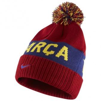 Czapka Nike FC Barcelona Beanie CK1734 620