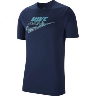 Koszulka Nike M NSW Camo Tee CK2330 410