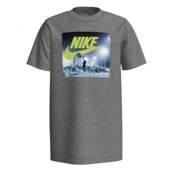 Koszulka Nike B NSW Tee Air Hoop Snow CK5771 063