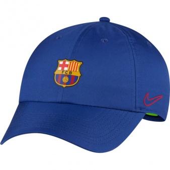 Czapka Nike FC Barcelona Heritage86  CU7610 457