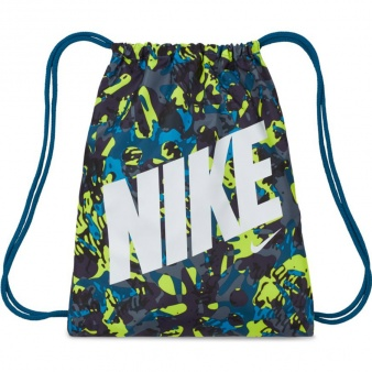 Worek Nike Kids' Printed Gym Sack CU8339 301