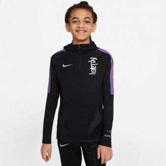 Bluza Nike Dri-FIT Kylian Mbappé Soccer Hoodie CV1501 010
