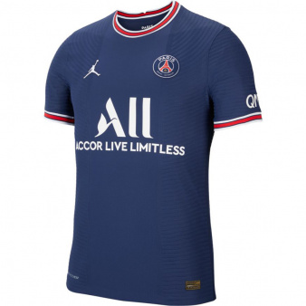 Koszulka Nike PSG 2021/22 Match Home Men's Soccer Jersey CV7851 411