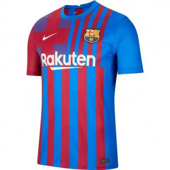 Koszulka Nike FC Barcelona 2021/22 Stadium Home CV7891 428