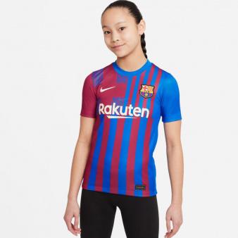 Koszulka Nike FC Barcelona 2021/22 Stadium Home Kid's CV8222 428