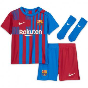 Komplet Nike FC Barcelona 2021/22 Home CV8297 428