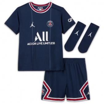 Komplet Nike PSG Kids' Soccer Kit CV8301 411