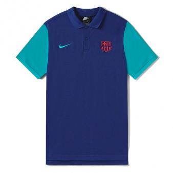Koszulka polo Nike FC Barcelona CV8695 455
