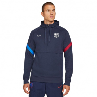 Bluza Nike FC Barcelona Soccer Hoodie CV9940 451