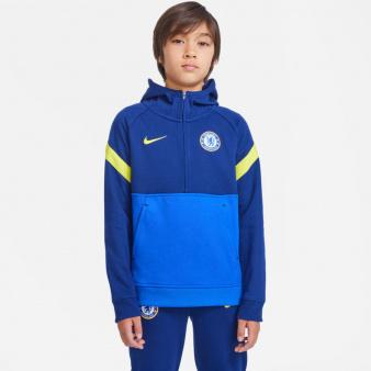 Bluza Nike Chelsea FC Soccer Hoodie CW0672 492