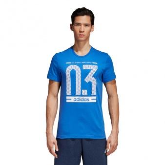 Koszulka adidas Number 03 M CW3613