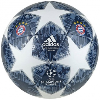 Piłka adidas Finale 18 FC Bayern  CPT CW4147