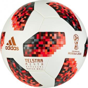 Piłka adidas Telstar Mechta World Cup Ko OMB CW4680