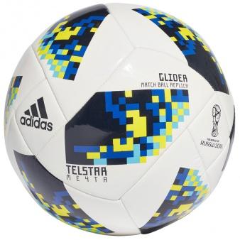 Piłka adidas Telstar Mechta World Cup Ko Glider CW4688