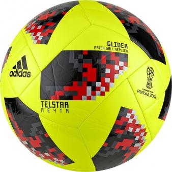 Piłka adidas Telstar Mechta World Cup Ko Glider CW4689