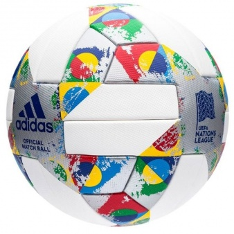 Piłka adidas UEFA OMB CW5295