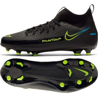 Buty Nike JR Phantom GT Academy DF FG/MG CW6694 090