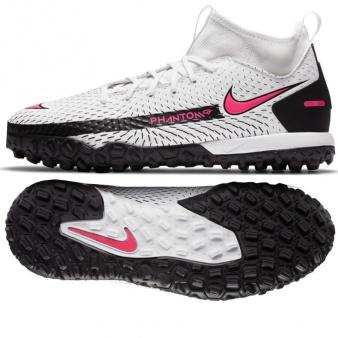 Buty Nike JR Phantom GT Academy DF TF CW6695 160